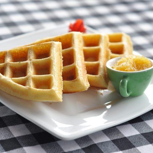 Ricetta Waffle Per 3 Persone.Ricetta Waffles Come Prepararli In Modo Perfetto